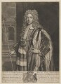Thomas Pelham-Holles, 1st Duke of Newcastle-under-Lyne, by and sold by John Faber Jr, after  Sir Godfrey Kneller, Bt - NPG D38722