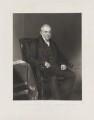 Charles Herbert Pierrepont, 2nd Earl Manvers, by Charles Algernon Tomkins, after  Henry William Pickersgill - NPG D38216