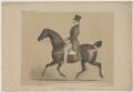 Henry Pelham Pelham-Clinton, 4th Duke of Newcastle-under-Lyne, printed by Alfred Ducôte, published by  Thomas McLean - NPG D38724