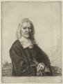Izaak Walton, by William Strang, after  Jacob Huysmans - NPG D38526