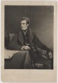 Charles Marjoribanks, by and published by Charles Turner, after  Andrew Geddes - NPG D38224