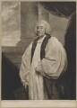 William Markham, by John Raphael Smith, after  Sir Joshua Reynolds - NPG D38228