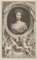 Sarah Churchill (née Jenyns (Jennings)), Duchess of Marlborough, by Jacobus Houbraken, published by  John & Paul Knapton, after  Sir Godfrey Kneller, Bt - NPG D38239