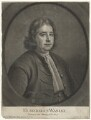 Humphrey Wanley, by and published by John Smith, after  Thomas Hill - NPG D38529