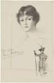 Irene Vanbrugh, after Charles Buchel (Karl August Büchel), after  John Hassall - NPG D38533