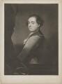 George Spencer, 4th Duke of Marlborough, by William Say, after  Sir Joshua Reynolds - NPG D38246