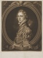 George Spencer-Churchill, 5th Duke of Marlborough when Marquis of Blandford, by William Whiston Barney, after  Richard Cosway - NPG D38256