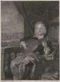 Johann Adam Graf von Questenberg, by Andreas Schmutzer, by  Joseph Schmutzer, after  Jan Kupecký (Kupetzki) - NPG D38536
