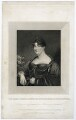Anne Paulet (née Andrews), Marchioness of Winchester, by James Thomson (Thompson), published by  George Byrom Whittaker, published by  Martin Colnaghi, after  Thomas Stewardson - NPG D38543