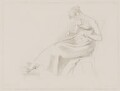 Maria Newdegate (née Boucherett), by Frederick Christian Lewis Sr, after  Sir Thomas Lawrence - NPG D38732
