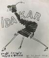 Ida Kar, by Ida Kar, after  Suren Stepanian - NPG x133340