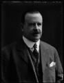 Sir Joseph George Ward, 1st Bt, by Bassano Ltd - NPG x154705
