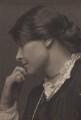 Alice Mary (née Knewstub), Lady Rothenstein, by George Charles Beresford - NPG x12912