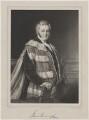 George Spencer-Churchill, 6th Duke of Marlborough, by Alphonse Léon Noël, printed by  Lemercier, after  Sir William Charles Ross - NPG D38257