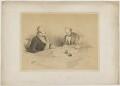 George Spencer-Churchill, 6th Duke of Marlborough; Mr Sanderson, by Paul Gauci, after  Sir William Charles Ross - NPG D38258