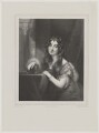 Jane Frances Clinton Spencer-Churchill (née Stewart), Duchess of Marlborough, by Alphonse Léon Noël, printed by  Lemercier, after  George Sanders (Saunders) - NPG D38260