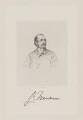 Sir Lydston Newman, 3rd Bt, by Joseph Brown - NPG D38737