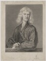 Sir Isaac Newton, by Thomas Oldham Barlow, after  Sir Godfrey Kneller, Bt - NPG D38744
