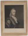 Sir Isaac Newton, by George B. Black, printed by  Day & Son, published by  Richard Andrew Grove, after  William Gandy - NPG D38745