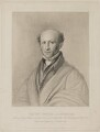 George Augustus Eliott Marsh, by John Linnell, published by  James Izzard - NPG D38269