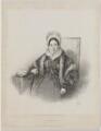 Marianne Emilie Charlotte Marsh (née Lecarriere), by Edward Morton, printed by  M & N Hanhart, after  Edwin Dalton Smith - NPG D38270