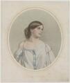 Helen Faucit (Helena (née Faucit Saville), Lady Martin), by Unknown artist - NPG D38294