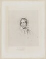 Harriet Martineau, by Francis Holl, after  George Richmond - NPG D38300