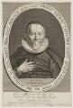 Thomas Maurois, by Abraham J. Conradus, published by  Hendrick Focken, after  David Boudringheen - NPG D38330