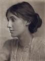 Virginia Woolf, by George Charles Beresford - NPG x27535