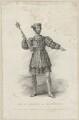 Richard John ('O') Smith as Mammon, by Robinson, published by  John Cumberland, after  Thomas Charles Wageman - NPG D38548
