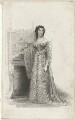 Sarah West (née Cooke) as Portia in Shakespeare's 'Merchant of Venice', by Thomas Charles Wageman, published by  John Cumberland, after  Thomas Woolnoth - NPG D38552