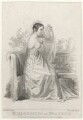 Eliza Chester as Beatrice, by Thomas Woolnoth, published by  Thomas Dolby, after  Thomas Charles Wageman - NPG D38556