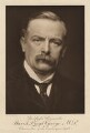 David Lloyd George, by George Charles Beresford - NPG x12474