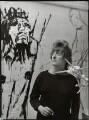 Elisabeth Frink, by Ida Kar - NPG x134087