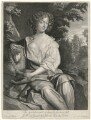 Eleanor ('Nell') Gwyn, by Gerard Valck, after  Sir Peter Lely - NPG D10959