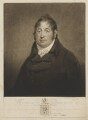 Richard Meek, by Charles Turner, published by and after  Cornelius Linsell - NPG D38355