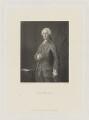 Welbore Ellis, 1st Baron Mendip, by Charles Algernon Tomkins, published by  Henry Graves & Co, after  Thomas Gainsborough - NPG D38368