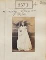 Charlotte Frances Frederica Spencer (née Seymour), Countess Spencer as 'Faith', by Camille Silvy - NPG Ax51959