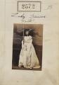 Charlotte Frances Frederica Spencer (née Seymour), Countess Spencer as 'Faith', by Camille Silvy - NPG Ax51961