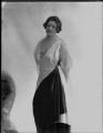 Denise Orme, by Bassano Ltd - NPG x154821