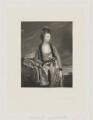 Christian Methuen (née Cobb), by Robert Bowyer Parkes, after  Sir Joshua Reynolds - NPG D38383