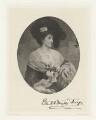 Ethel Adeline (née Pottinger), Lady Knaresborough, by Frederick John Jenkins, after  Henry Harris Brown - NPG D38398