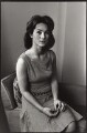 Shirley Anne Field, by Brian Shuel - NPG x134132