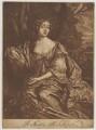 Jane Myddelton (née Needham) ('Madame Middleton'), by Richard Tompson, after  Sir Peter Lely - NPG D38404