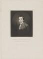 Henry Vansittart, by and published by Samuel William Reynolds, after  Sir Joshua Reynolds - NPG D38818