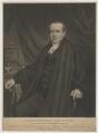 Isaac Milner, by Johann Gottlieb Facius, after  John Opie - NPG D38419