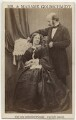 Jenny Lind; Otto Moritz David Goldschmidt, by Henry Murray - NPG x134147