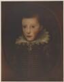 John Milton, after Cornelius Johnson - NPG D38831