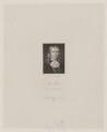 John Milton, by Charles Pye, after  Cornelius Johnson - NPG D38833