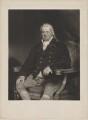 Sir Robert Williames Vaughan, Bt, by Charles Turner, after  Sir Martin Archer Shee - NPG D39225